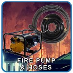 Fire Pumps & Hoses