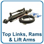 Tractor Top Links, Rams & Lift Arms