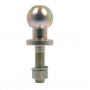 Tow Ball 25.4mm pin - 2000kg load